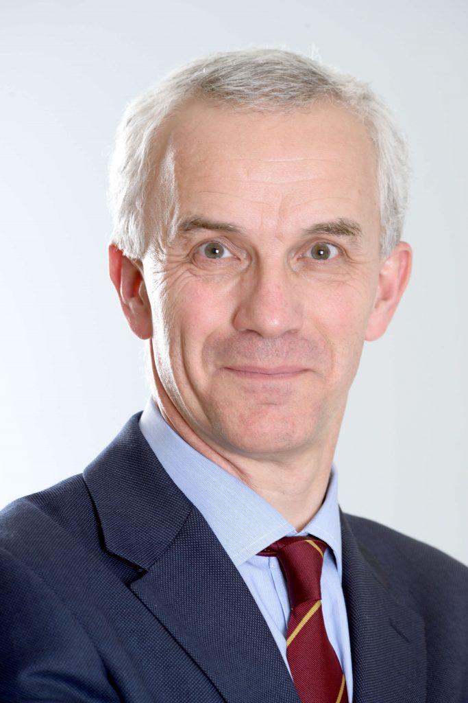 David Noyes. Photo: Network Rail.